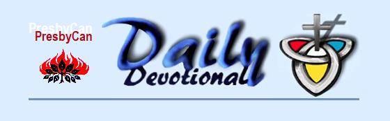 PresbyCan Daily Devotional
